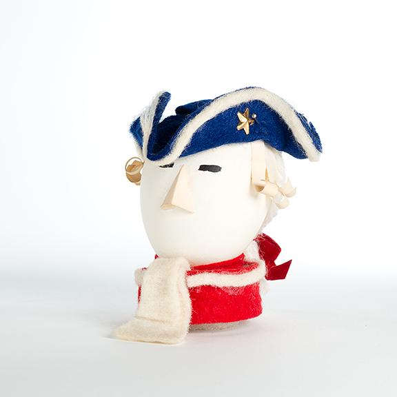 George Washington Egg