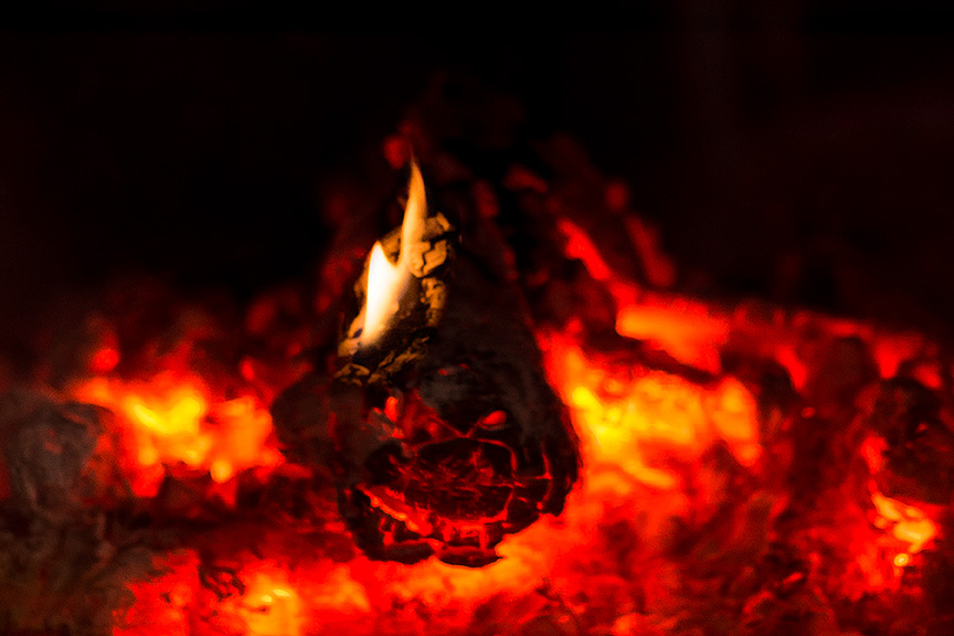 Something's Burning, baby